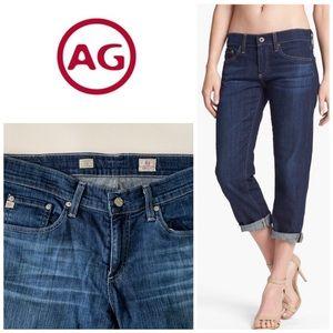 AG Adriano Goldschmied Tomboy Crop Jeans 👖